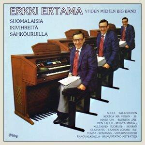 Erkki Ertama 歌手頭像