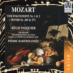 Régis Pasquier, Pierre Bartholomée, Orchestre philarmonique de Liège et de la communauté française 歌手頭像