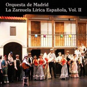 Orquesta de Madrid 歌手頭像
