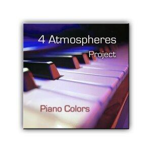 4 Atmospheres Project 歌手頭像