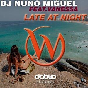 Dj Nuno Miguel, Vanessa 歌手頭像