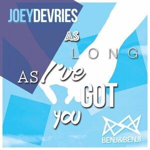 Joey Devries, Benj And Benji, JVXN 歌手頭像