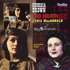 Georgia Brown, Lydia MacDonald 歌手頭像