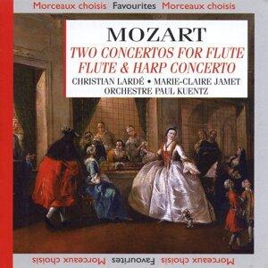 Orchestre Paul Kuentz, Christian Lardé, Marie-Claire Jamet 歌手頭像