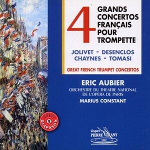 Orchestre du Théâtre National de l'Opéra de Paris, Marius Constant, Eric Aubier 歌手頭像