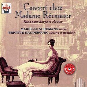 Marielle Nordmann, Brigitte Haudebourg 歌手頭像