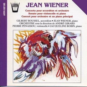 André Girard, Gilbert Roussel, Jean Wiener, Pierre Pénassou, Jacqueline Robin 歌手頭像