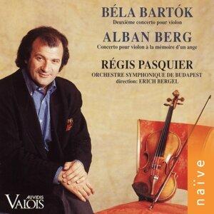Régis Pasquier, Erich Bergel, Orchestre symphonique de Budapest 歌手頭像