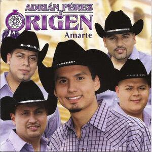 Adrián Pérez y Origen 歌手頭像