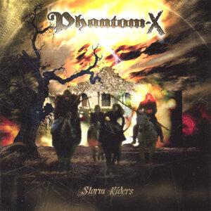 Phantom-X 歌手頭像