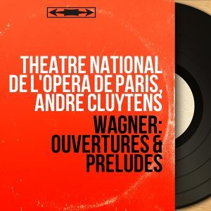 Théâtre national de l'Opéra de Paris, André Cluytens 歌手頭像