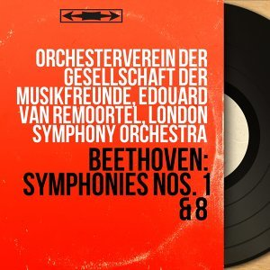 Orchesterverein der Gesellschaft der Musikfreunde, Edouard van Remoortel, London Symphony Orchestra 歌手頭像