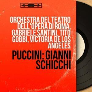 Orchestra del Teatro dell'Opera di Roma, Gabriele Santini, Tito Gobbi, Victoria de los Ángeles 歌手頭像