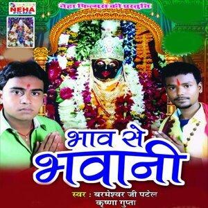 Barmeshar Ji Patel, Krishna Gupta 歌手頭像