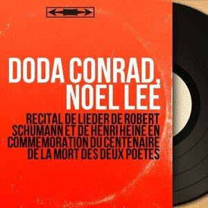 Doda Conrad, Noël Lee 歌手頭像
