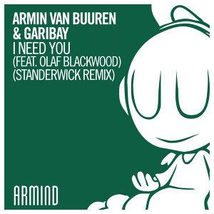Armin van Buuren, Garibay 歌手頭像