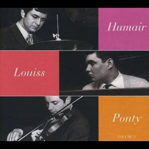 Daniel Humair & Eddy Louiss & Jean-Luc Ponty 歌手頭像