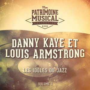 Louis Armstrong, Danny Kaye 歌手頭像