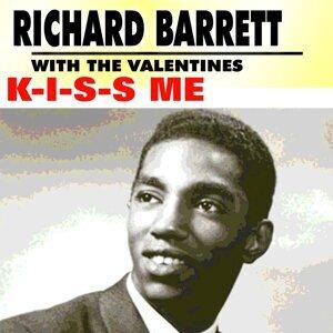 Richard Barrett with The Valentines 歌手頭像