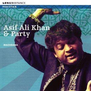 Asif Ali Khan & Party 歌手頭像