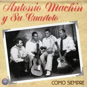 Antonio Machín y Su Cuarteto 歌手頭像