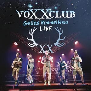 voXXclub 歌手頭像