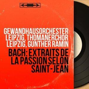 Gewandhausorchester Leipzig, Thomanerchor Leipzig, Gunther Ramin 歌手頭像