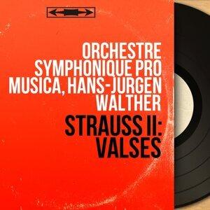 Orchestre Symphonique Pro Musica, Hans-Jürgen Walther 歌手頭像