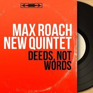 Max Roach New Quintet 歌手頭像