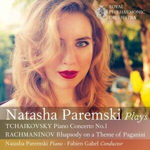 Fabien Gabel, Natasha Paremski, Royal Philharmonic Orchestra 歌手頭像