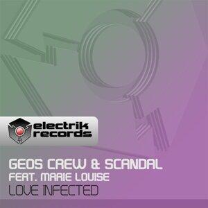 Geos Crew, Scandal 歌手頭像