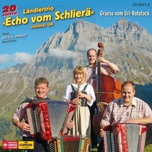 Ländlertrio Echo vom Schlierä 歌手頭像