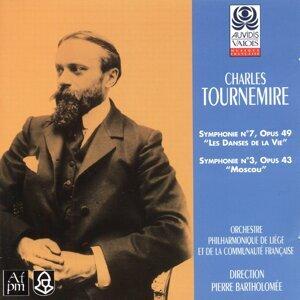 Pierre Bartholomée, Orchestre Philharmonique de Liège et de la Communauté française 歌手頭像