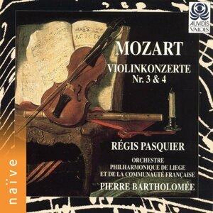 Régis Pasquier, Pierre Bartholomée, Orchestre Philharmonique de Liège et de la Communauté française 歌手頭像