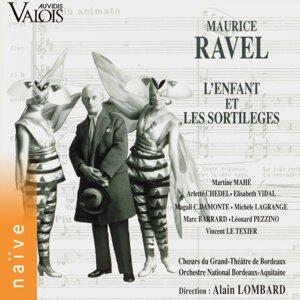 Martine Mahé, Arlette Chedel, Marc Barrard, Alain Lombard, Orchestre National Bordeaux-Aquitaine 歌手頭像