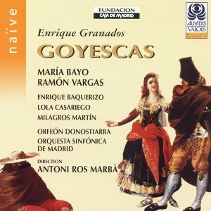 Enrique Baquerizo, Lola Casariego, María Bayo, Antoni Ros Marbà, Orquesta Sinfónica de Madrid 歌手頭像