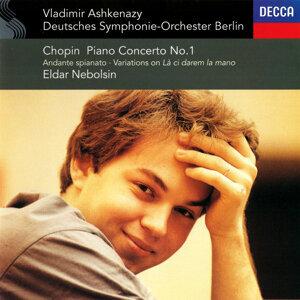 Eldar Nebolsin, Deutsches Symphonie-Orchester Berlin, Vladimir Ashkenazy 歌手頭像