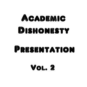 Academic Dishonesty 歌手頭像