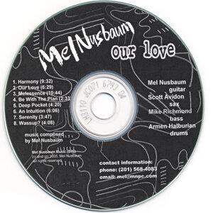 Mel Nusbaum 歌手頭像