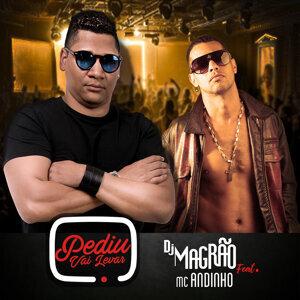 DJ Magrão Feat. MC Andinho 歌手頭像