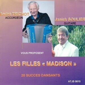 André Trichot, Janick Soulier 歌手頭像