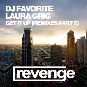 DJ Favorite, Laura Grig 歌手頭像