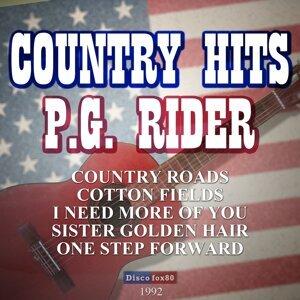 P. G. Rider 歌手頭像