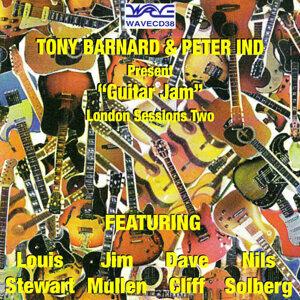 Tony Barnard, Peter Ind 歌手頭像