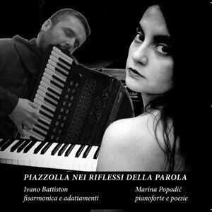 Ivano Battiston, Marina Popadić 歌手頭像
