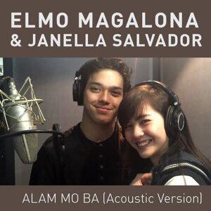 Elmo Magalona, Janella Salvador 歌手頭像