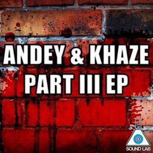Andey, Khaze 歌手頭像