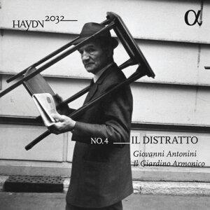 Giovanni Antonini, Riccardo Novaro, Il Giardino Armonico 歌手頭像