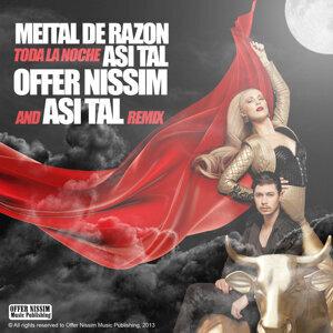 Meital De Razon, Asi Tal 歌手頭像