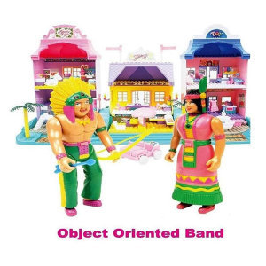 Object Oriented Band 歌手頭像